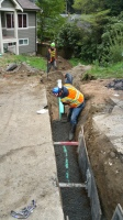 sewer, septic, sewer line, side sewer, sewer install, sewer mainline, Integrity sewer and septic, Integrity sewer & septic