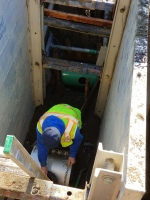 sewer, septic, sewer line, side sewer, sewer install, septic drainfield, drainfield, drain field, sewer mainline, Integrity sewer and septic, Integrity sewer & septic
